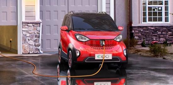 В Китае GM выпустил электромобиль стоимостью $5,6 тысяч