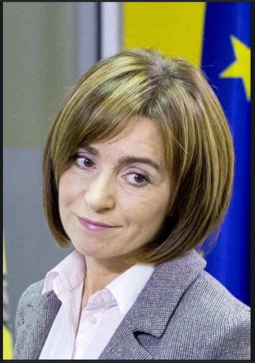 Увидел фотку нового президента Молдовы. Новая роль Безрукова?