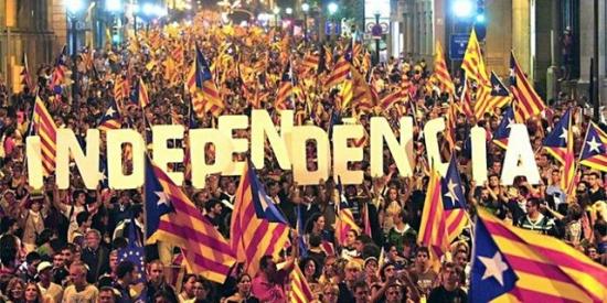 Сегодня в программе: независимость Каталонии