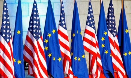Сегодня в программе: торговые отношения США и ЕС