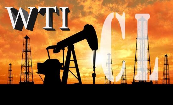 Нефть CRUDE OIL (CL) - объёмный анализ балансов, уровней поддержек и сопротивлений 10.08.2018