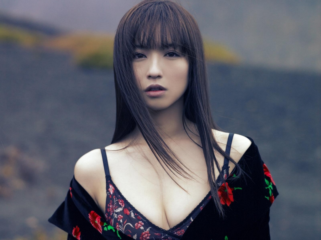 этом лучшие фотомодели японии часто много пекущие