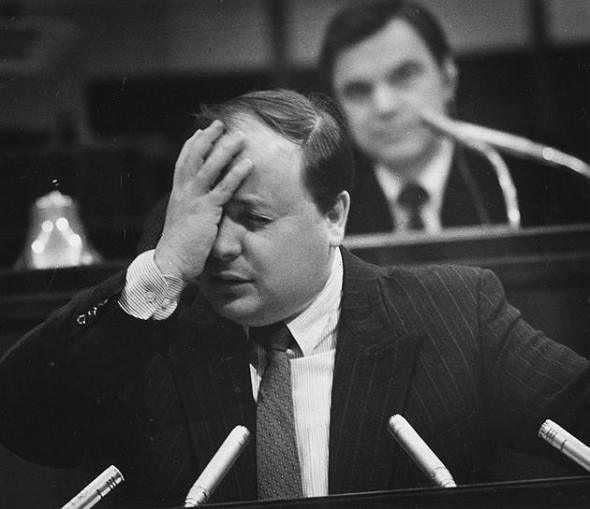 Россия 1990х. Без слов