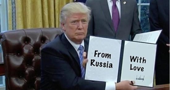 Твиты Трампа: угрозы России и Сирии, сотрудничество с Москвой, русский след в выборах США