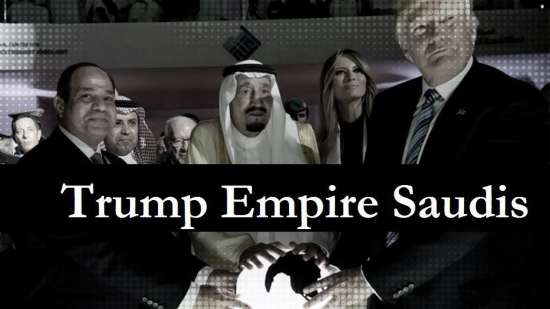Trump Empire Saudis