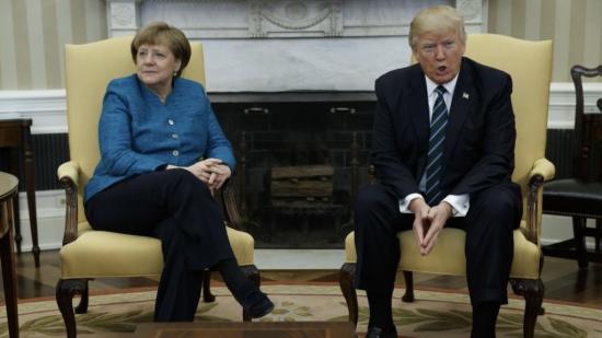 О разводе США и Европы