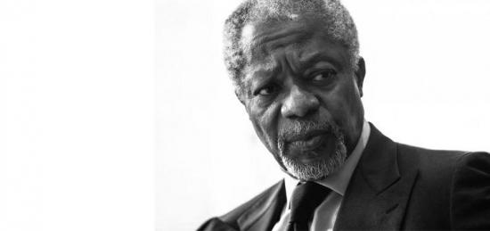 Умер экс-генеральный секретарь ООН Кофи Аннан