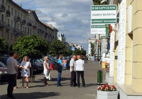 Экономика Белоруссии сейчас умрет.