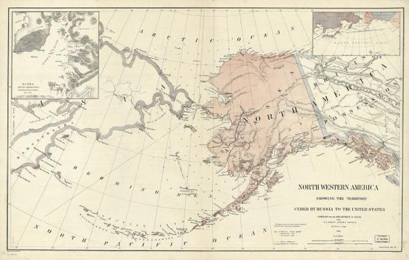 Продажа Аляски, часть 1