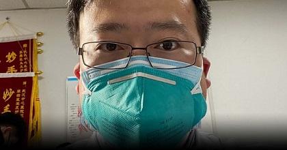 Умер китайский врач, предупредивший о коронавирусе
