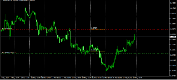 GbpUsd / Deposited Margin Secured By Cash