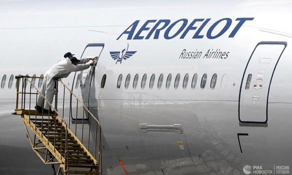 Кто массово скупает с рынка акции Аэрофлота?