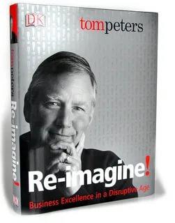 Рекомендую книги Тома Питерса!