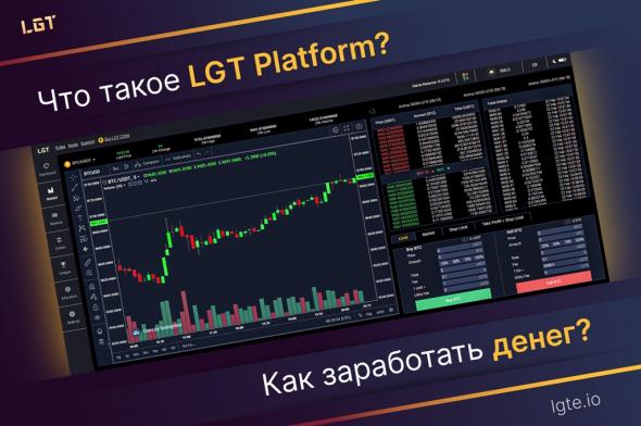 Платформа для начинающих трейдеров LGT Platform