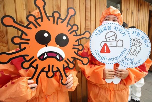 COVID-19 прорвал антивирусную защиту в Южной Корее