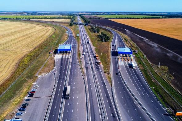 Как заработать на строительстве дороги М-12 Москва-Казань.