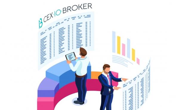 CFD на акции для держателей криптовалюты: CEX.IO Broker открывает новые рынки