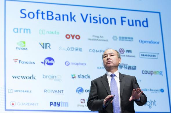 Ну вот, уже поспешили найти и одного из крайних — японский SoftBank объявили виновником резкого роста американских IT-компаний на бирже...