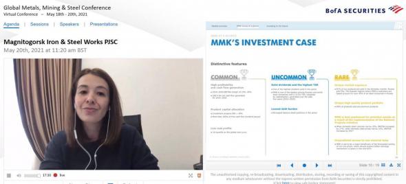 MMK рассказал о перспективах рынка стали в России в 2021 г.