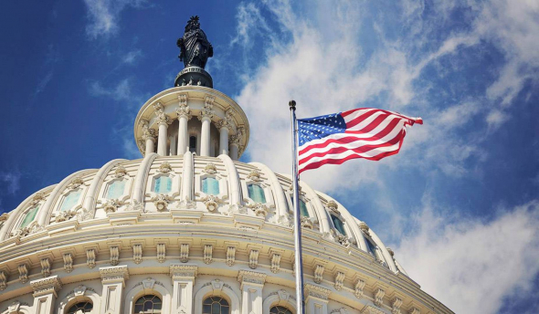 Сенат Конгресса США принял пакет стимулирующих экономику мер